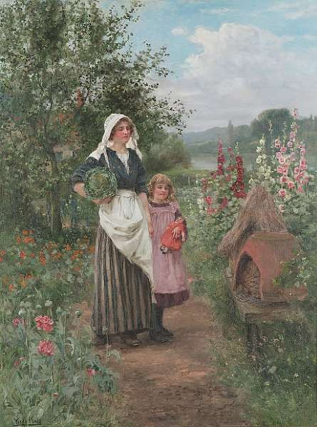 Henry John Yeend King (British 1855-1924)