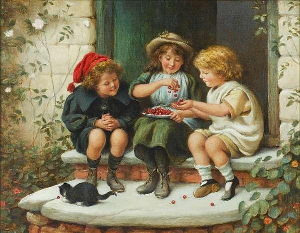 James Clark (British 1858-1943)