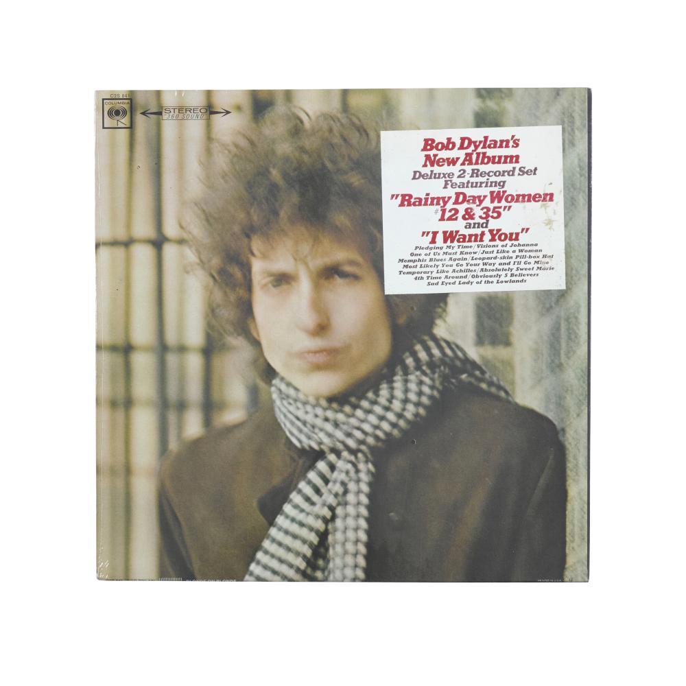 Bob Dylan: Blonde on Blonde Album, sealed stereo version, 1966