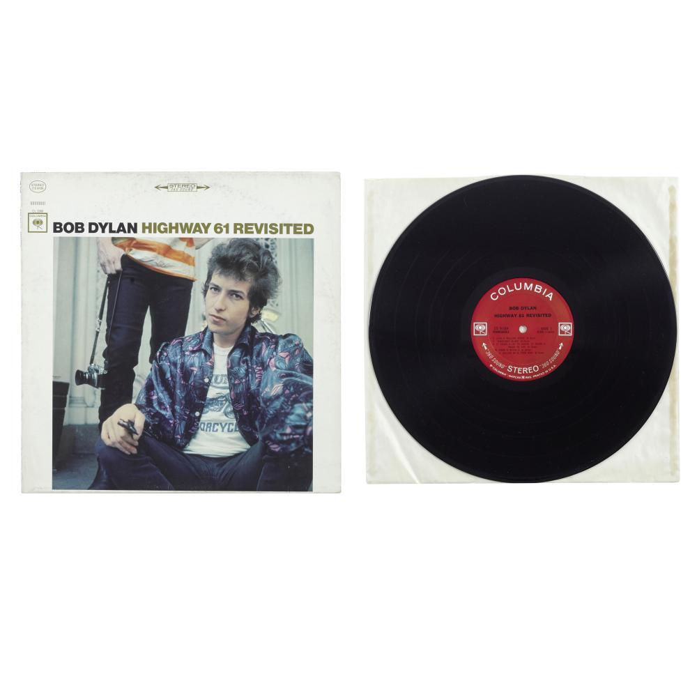 Bob Dylan: Highway 61 Revisited Album, 1965