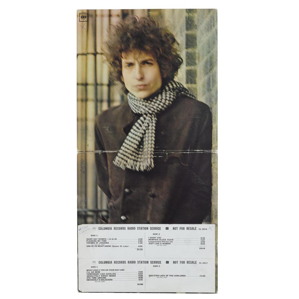 Bob Dylan: Blonde on Blonde DJ version, 1966