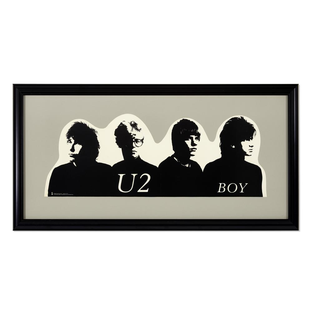 U2: Standee for Boy