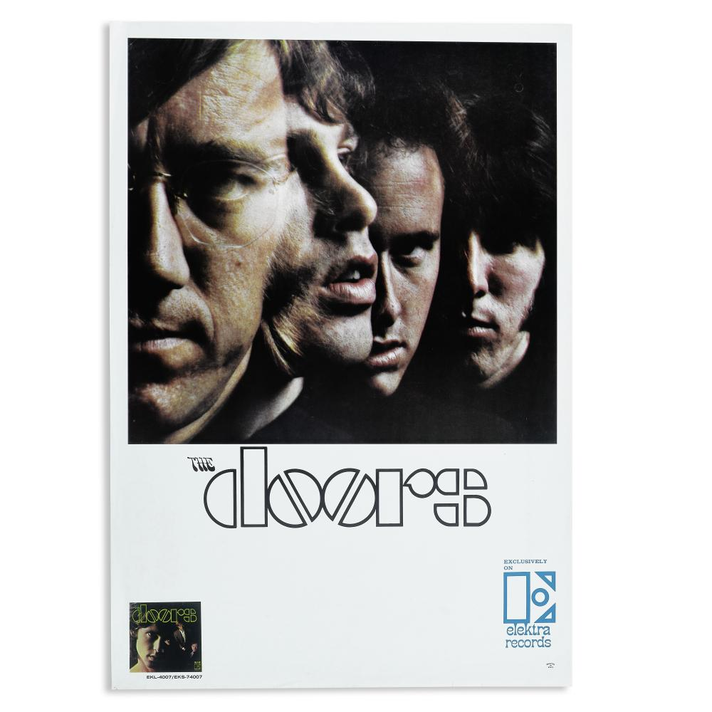 The Doors: Promotional poster, 1967