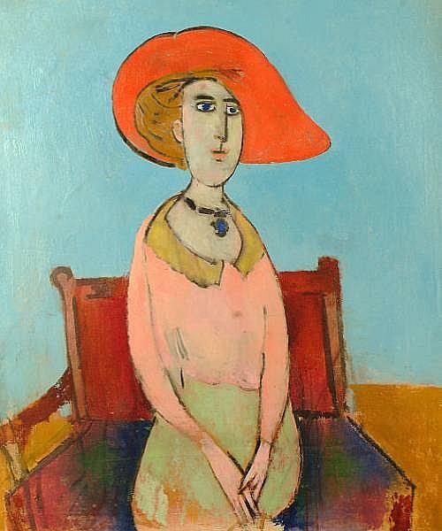 Stella Steyn (British, 1907-1987)