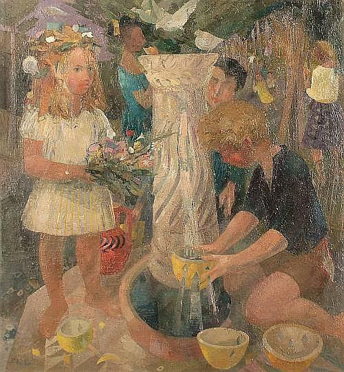 Frank Archer (British, 1912-1995)