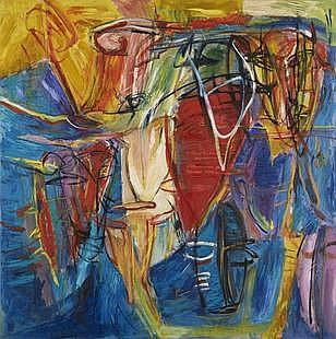 YUSOF GHANI (MALAYSIAN, B.1950) Topeng Series -