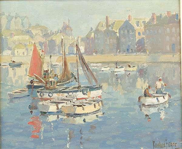 Rowland Fisher (British, 1885-1969))