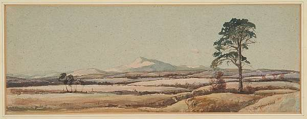 Watercolours John George Mathieson (Exh. 1918-40)
