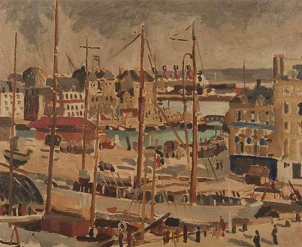 Oils Adrian Daintrey (1902-1988)