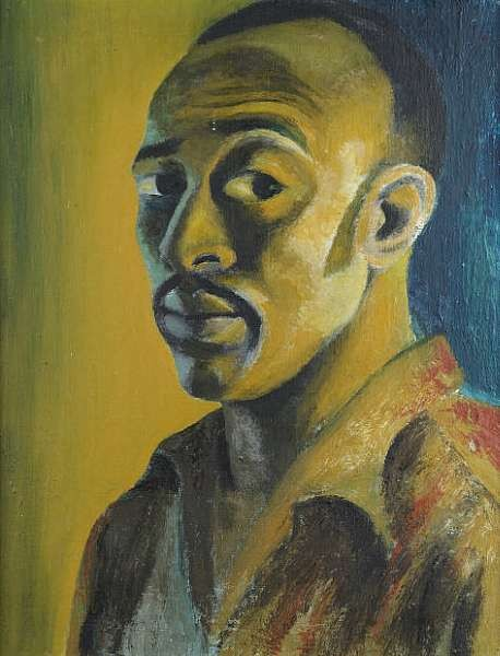 Gerard Sekoto (South African, 1913-1993)