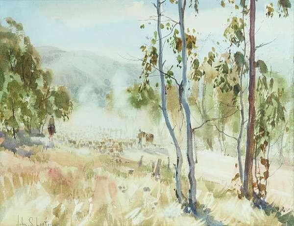 John Samuel Loxton (Australian, 1903 - 1971)