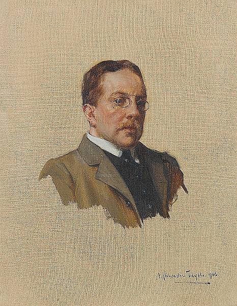 Albert Chevallier Tayler (British, 1862-1925)