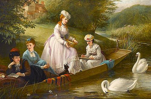 Thomas Brooks (British 1818-1891)