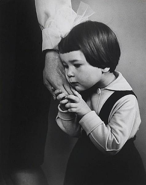 Antanas Sutkus (Lithuanian, born 1939) 'Mother's Hand'