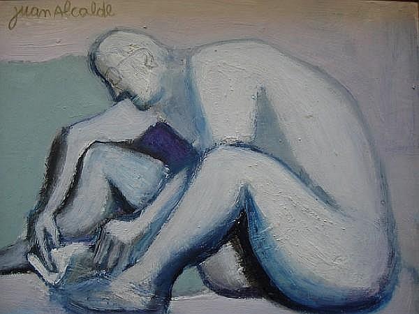 Juan Alcalde (Spanish, born 1918) Figure