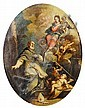 Circle of Pietro Bardellino (Naples 1728-1810) A vision of the Virgin and Child before a bishop saint, Pietro Bardellino, Click for value