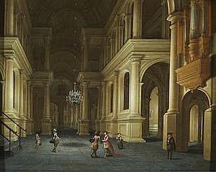 ANTONIE DE LORME (TOURNAI 1610-1673 ROTTERDAM)