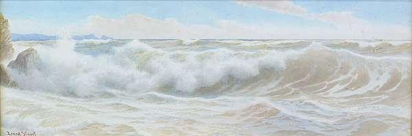 Ernest Stuart (British, fl.1889-1903)