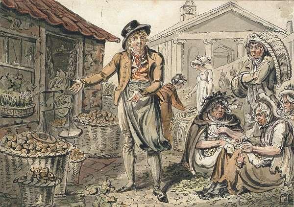 Isaac Cruikshank (British, 1756-1811)