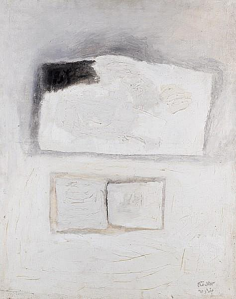 Ismail Fattah (Iraq, born 1934) Untitled,