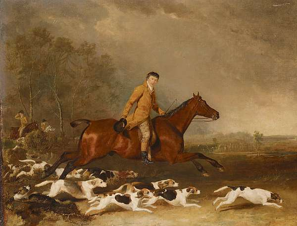 Abraham Cooper (London 1787-1868 Greenwich)