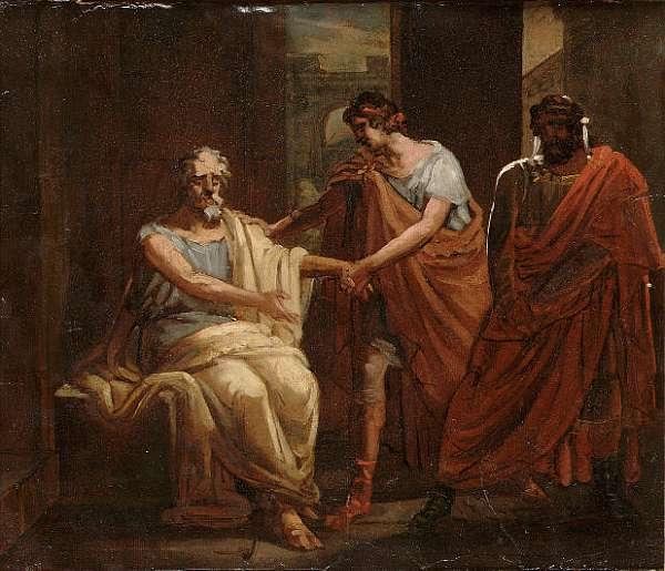 Vincenzo Camuccini (Rome 1771-1844)