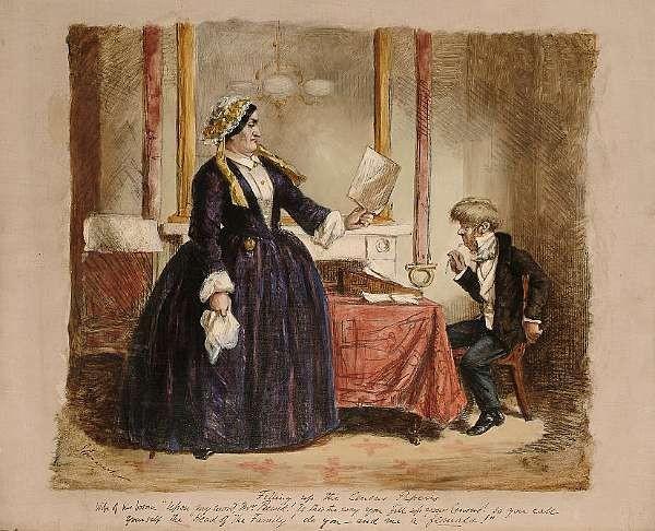 John Leech (British, 1817-1864)