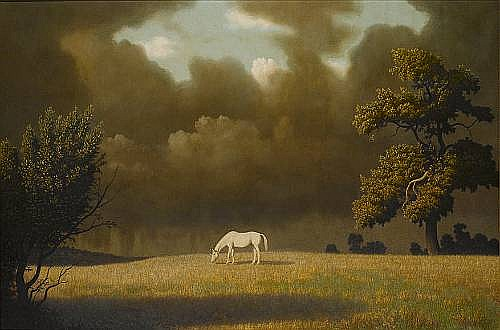 Algernon Cecil Newton (British, 1880-1968)