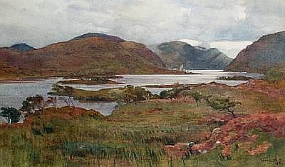 Fanny Currey (Irish, 1848-1917) Glenveagh