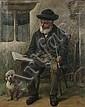Edmund Caldwell (British, 1850-1930) Daily News, 63.4 x 54.5 cm (25 x 21 1/2 in), Edmund G. Caldwell, Click for value