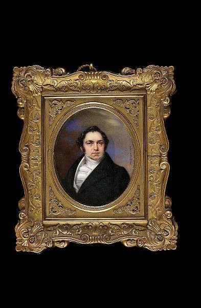 Carl Ferdinand Stelzner (German, 1805/6-1894)
