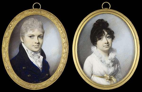 George Engleheart (Kew 1750/3 - Blackheath 1829)