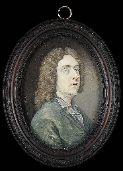 Bernard Lens III (London 1683 - London 1740)