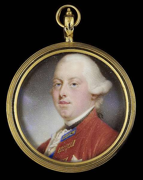 Jeremiah Meyer (Tübingen 1735 - Kew 1789)