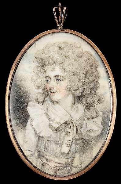 John Downman A.R.A. (Ruabon 1750 - Wrexham 1824)