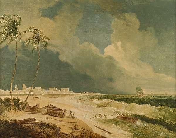 Thomas Daniell R.A., (British, 1749-1840)