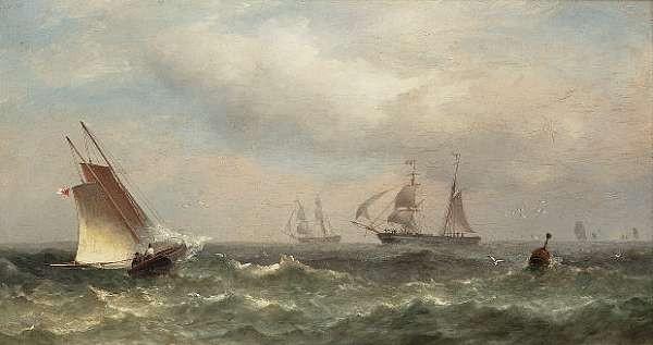 James Harris of Swansea (British, 1810-1887)