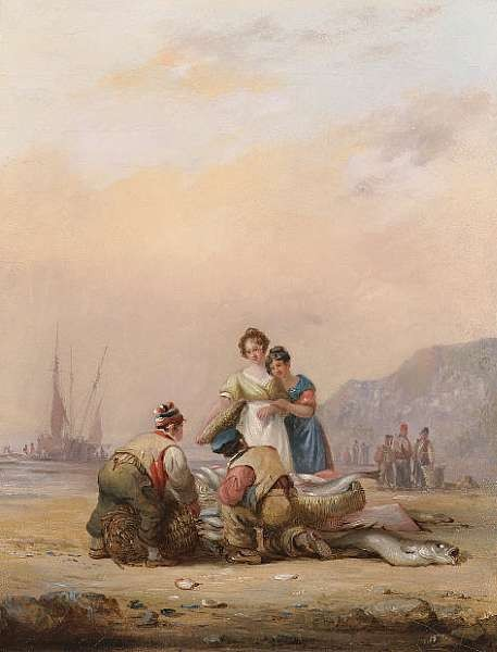 Nicholas Condy (British, 1793-1857)