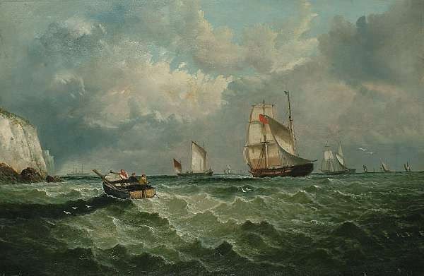 William Broome of Ramsgate (British, 1838 - 1892)