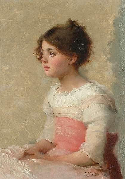 Alfred Edward Emslie (British, 1848-1918)