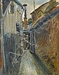 Israel Isaac (Lippy) Lipschitz (South African, 1903-1980) Montparnasse, Israel Lipshitz, Click for value