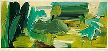 † AR IVON HITCHENS (BRITISH, 1893-1979)  - For John Constable