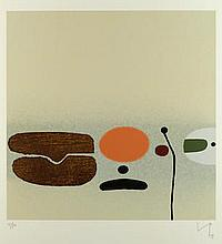 † AR VICTOR PASMORE R.A. (BRITISH, 1908-1998)  - Points of Contact No. 30