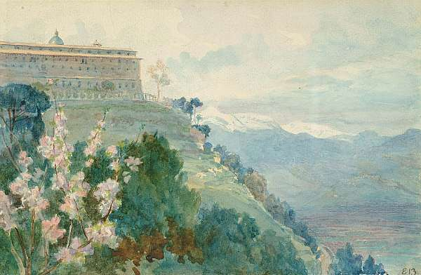 Lady Elizabeth Butler (British, 1846-1933)