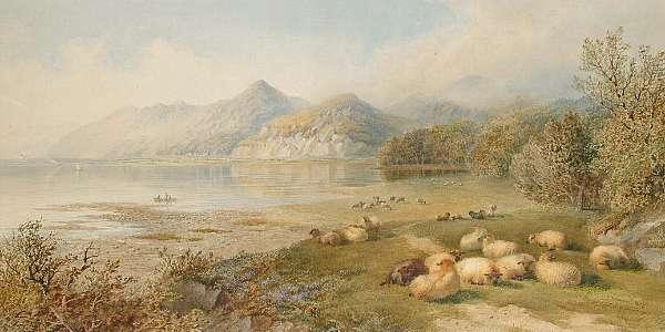 Cornelius Pearson (British, 1805-1891) and Thomas Francis Wainewright (British, 19th Century)