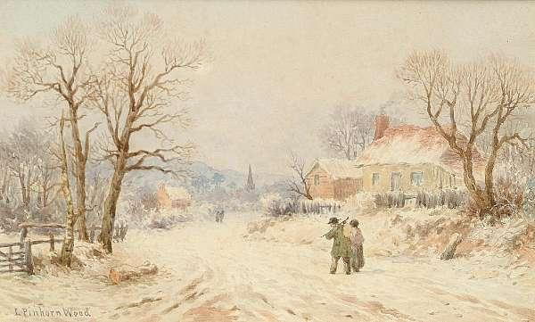 Lewis Pinhorn Wood (British fl.1870-1897)