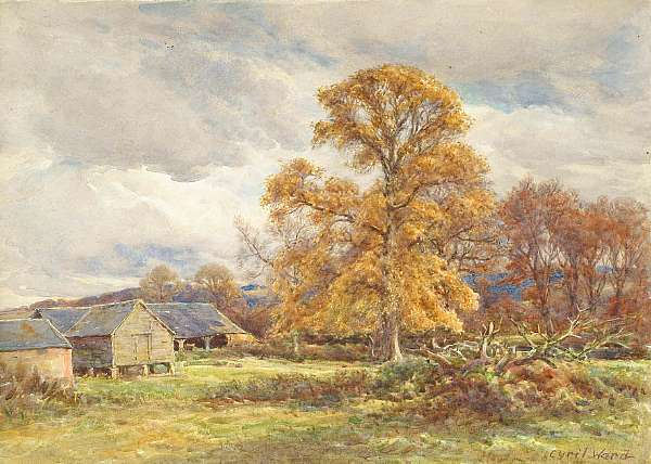 Cyril Ward (British, 1863-1935)
