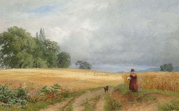 Charles Topham Davidson (British, b.1848)