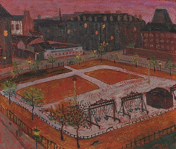Bet Low, ARSA RSW RGI (British, 1924-2007)
