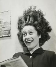 MAURICE TABARD (1897-1984) Electric Hair, c. 1930 print 30.5 x 24cm (12 x 9 1/2in) ()